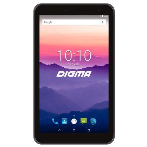 Планшет DIGMA Optima 7018N 4G (2018) черный/черный