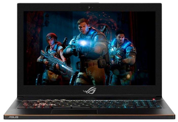 Ноутбук ASUS ROG GU501GM