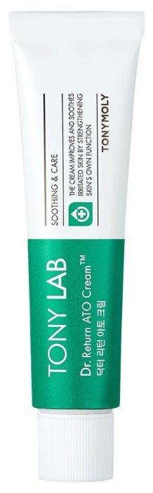 TONY MOLY Lab Dr. Return ATO Cream Крем для лица, для атопичной кожи + Build ATO Крем
