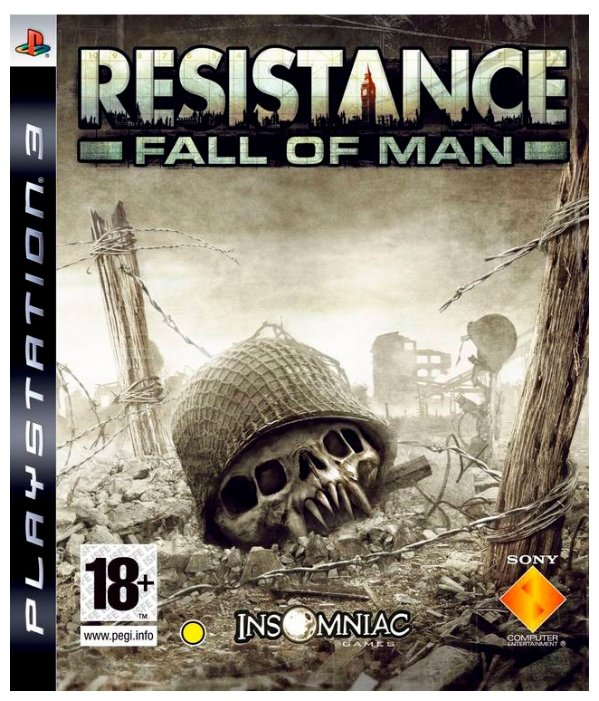 Sony Resistance: Fall of Man