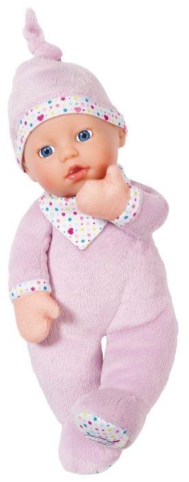 Кукла Zapf Creation Baby Born Мягкая, 30 см, 823-439