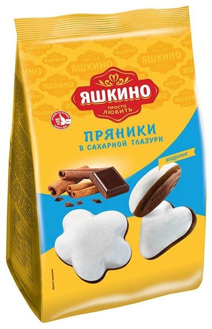 Пряники Яшкино В сахарной глазури 350 г