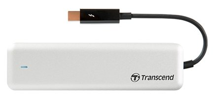 Внешний SSD Transcend JetDrive 855 240 ГБ