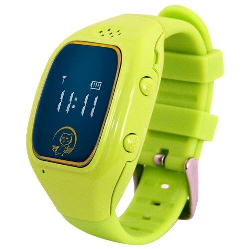Часы Ginzzu GZ-511 зеленыйУмные часы и браслеты<br>