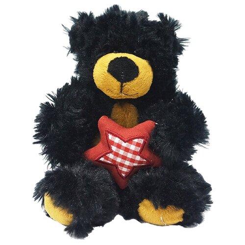 Фото - Мягкая игрушка Maxitoys Медведь Блейк со звездой 25 см медведь блейк