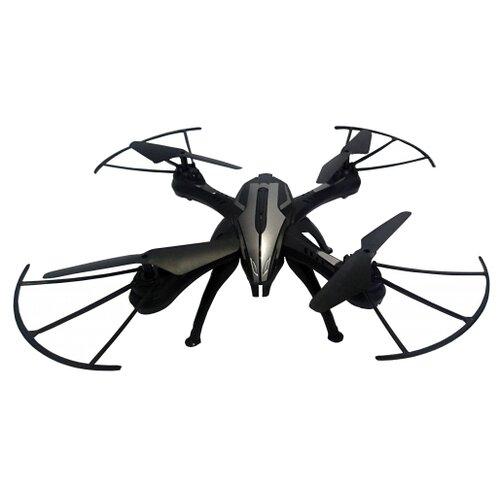 Квадрокоптер Властелин небес Хищник ВН3455 черный квадрокоптер властелин небес квадрик bh 3375