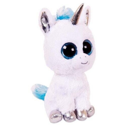 Мягкая игрушка Chuzhou Greenery Toys Единорог голубой 14 см