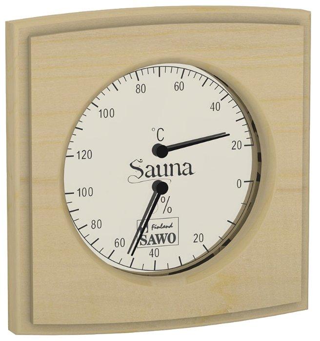 Термогигрометр SAWO 285-THP (Сосна (P))