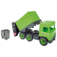 Мусоровоз Wader Middle Truck (39484)
