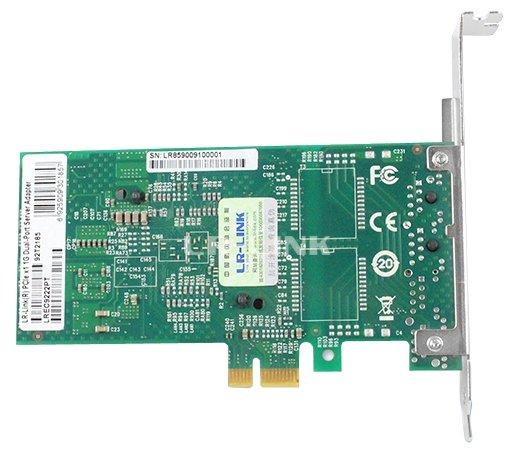 Сетевая карта LR-LINK LREC9222PT