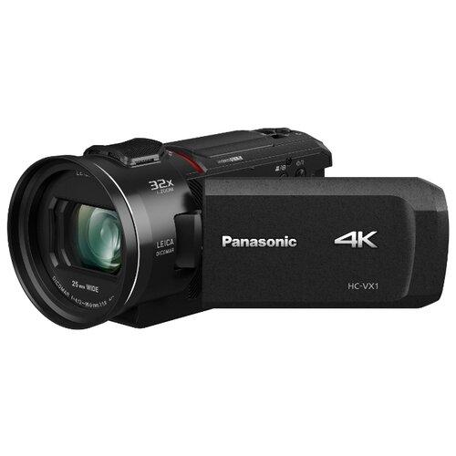 Фото - Видеокамера Panasonic HC-VX1 черный видеокамера