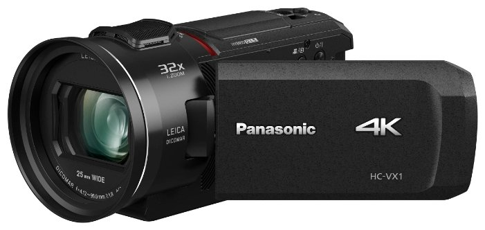 Panasonic Видеокамера Panasonic HC-VX1
