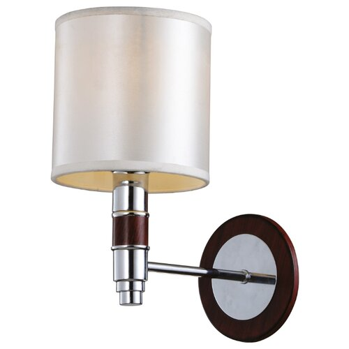 Бра Arte Lamp Circolo A9519AP-1BR, с выключателем, 40 Вт arte бра arte cone a9330ap 1br i xy063n