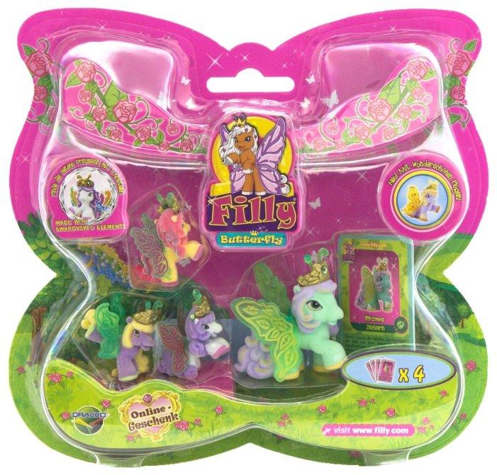Игровой набор Filly Butterfly Волшебная семья Момо M770028-3240