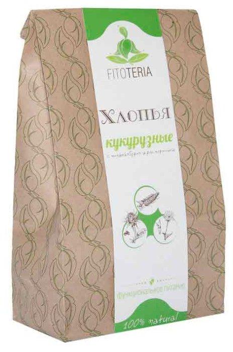 Fitoteria Хлопья Кукурузные с топинамбуром и расторопшей