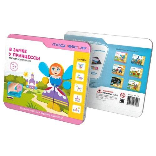 Купить Magneticus Магнитная мозаика В замке у принцессы (МС-010), Мозаика