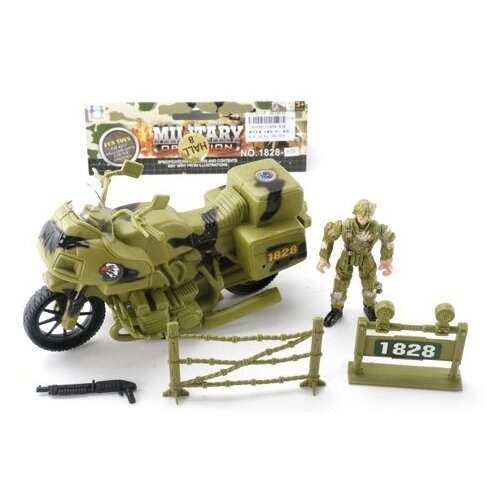 Купить Набор фигурок Shantou Gepai Вооруженные силы 1828-83B, Солдатики