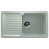 Врезная кухонная мойка Ulgran U-506 77х49.5см искусственный гранит