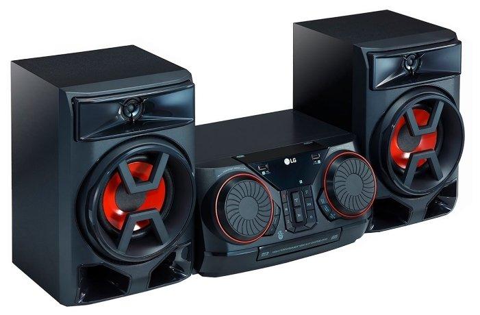 Купить Музыкальный центр LG CK43 по выгодной цене на Яндекс.Маркете ccdf7418459