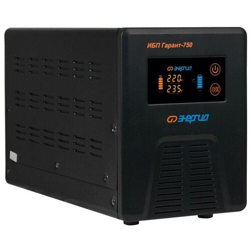 Интерактивный ИБП Энергия Гарант 750