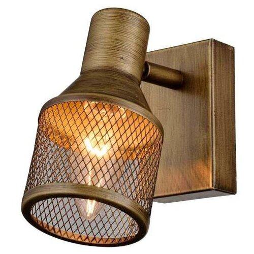 Фото - Настенный светильник Toplight Silvia TL3750Y-01AB, 40 Вт настенный светильник toplight gertrude tl1138 1w 40 вт