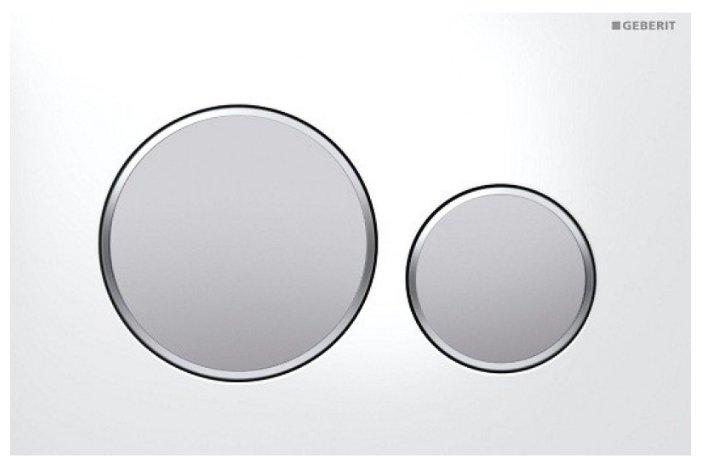 Кнопка смыва GEBERIT 115.882.KL.1 Sigma 20