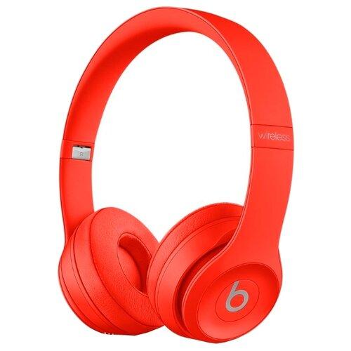 Беспроводные наушники Beats Solo3 Wireless красный наушники beats solo3 club collection yellow mv8u2ee a