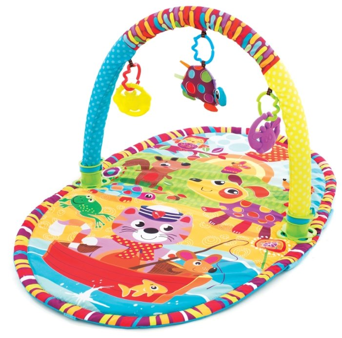 Развивающий коврик Playgro Прогулка (0184213)