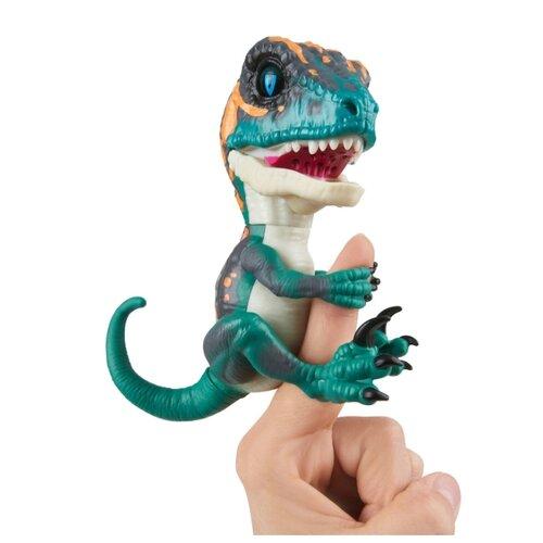 Купить Интерактивная игрушка робот WowWee Fingerlings Untamed Raptor Series 1 Фури, Роботы и трансформеры
