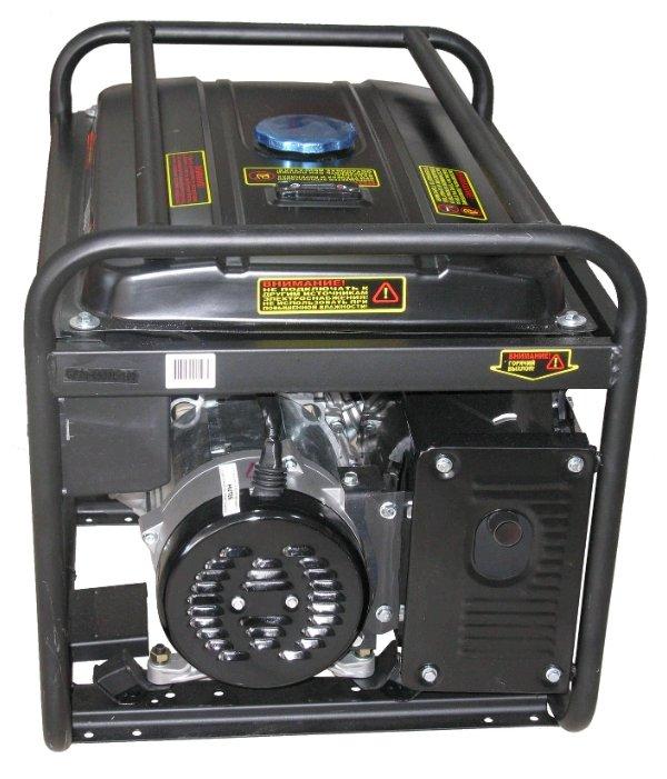 Бензиновый генератор Huter DY6500L (5000 Вт)