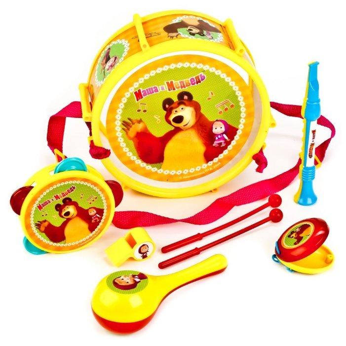Играем вместе набор инструментов Маша и Медведь B1245597-R2