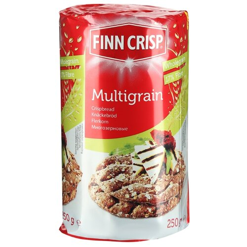 Хлебцы Finn Crisp многозерновые 250 г жакет finn flare finn flare mp002xw18ugv
