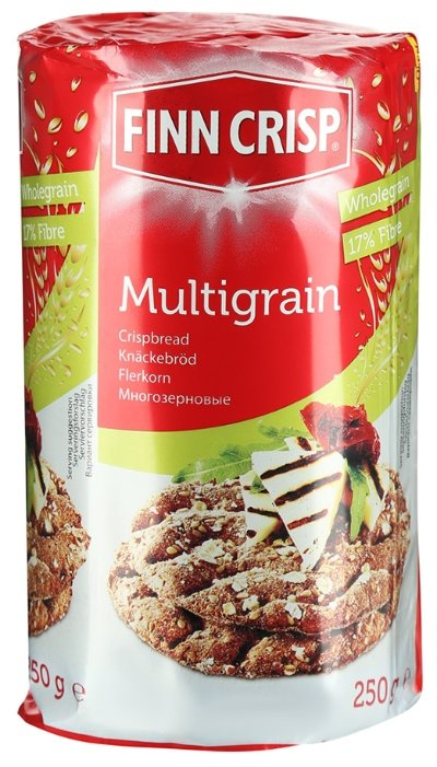 Хлебцы FINN CRISP многозерновые Multigrain, 250 гр.