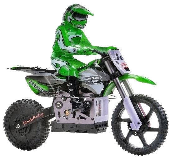 Мотоцикл Himoto Burstout (MX400) 1:4 51.9 см