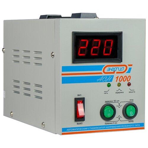 Стабилизатор напряжения Энергия ACH 1000Стабилизаторы напряжения<br>