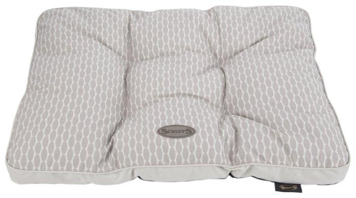 Лежак для собак Scruffs Siesta Stone 82х58х6 см