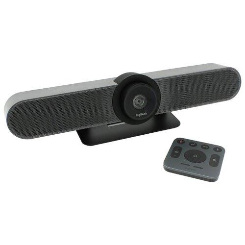 Веб-камера Logitech MeetUp черный
