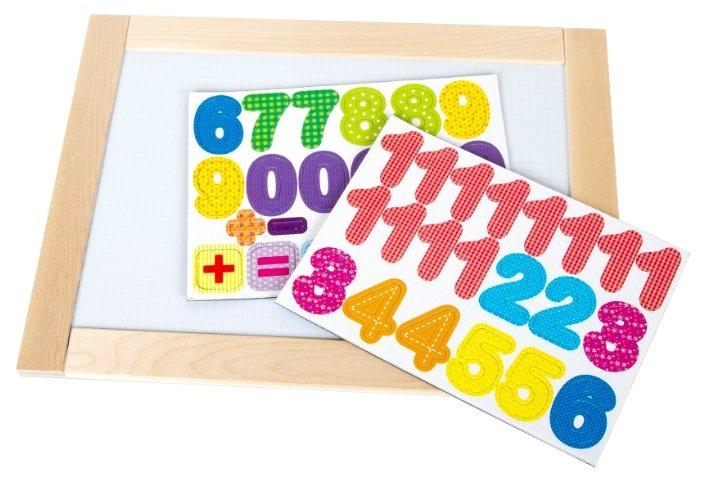 Доска для рисования детская Десятое королевство Веселые цифры (02699)