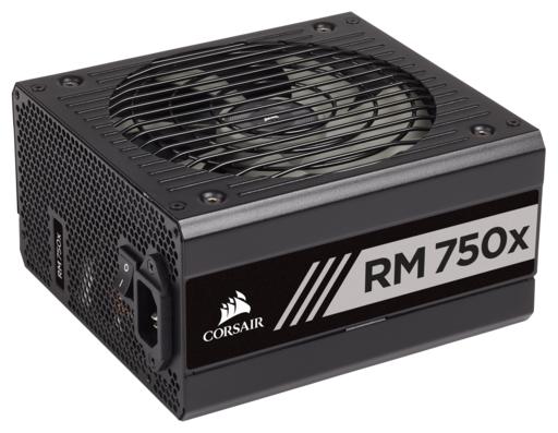 Блок питания CORSAIR RM750x 750W Ret GOLD (CP-9020179-EU)