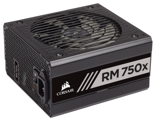 Блок питания Corsair RM750x 750W (2018)