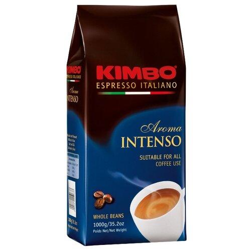 Кофе в зернах Kimbo Aroma Intenso, 1 кг кофе в зернах kimbo aroma intenso 1 кг