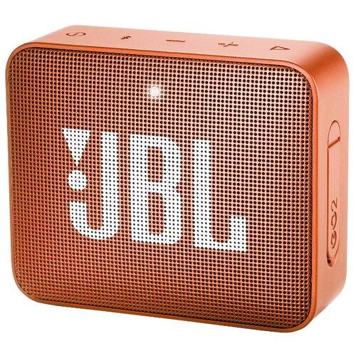 цена на Портативная акустика JBL GO 2 Coral Orange