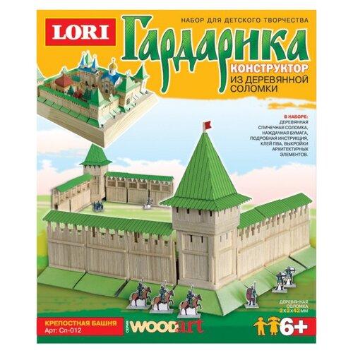 Купить Сборная модель LORI Гардарика Крепостная башня (Сп-012), Сборные модели