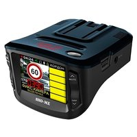 Видеорегистратор с радар-детектором SHO-ME Combo No1 Signature