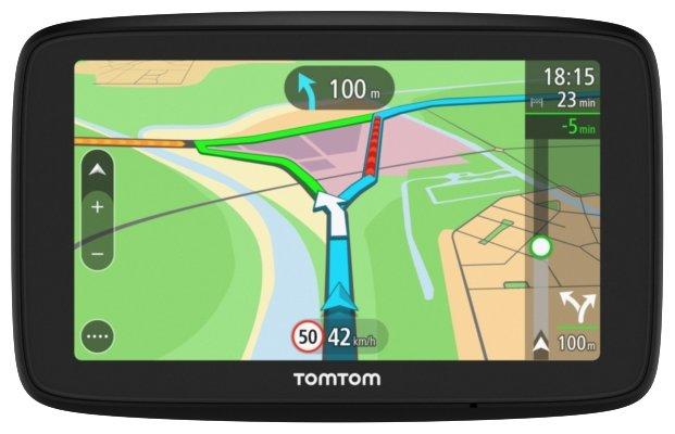 TomTom Навигатор TomTom VIA 53