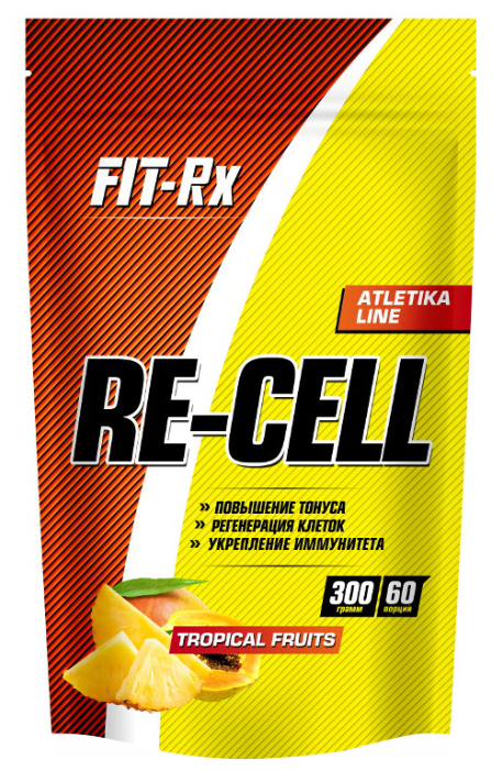Посттренировочный комплекс FIT-Rx Re-Cell (300 г)