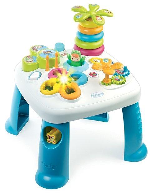 Интерактивная развивающая игрушка Smoby Развивающий игровой стол 211169