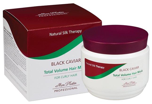 Mon Platin Professional Маска для вьющихся волос на основе черной икры
