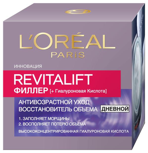 L'Oreal Paris Крем L'Oreal Paris Revitalift филлер [ha] дневной 50 мл
