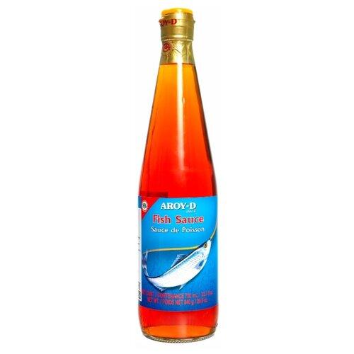 Соус Aroy-D Fish, 840 г сливки aroy d кокосовые 70